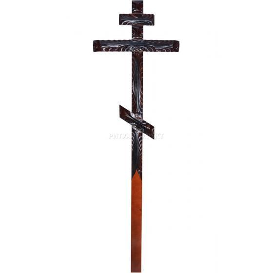 крест резной