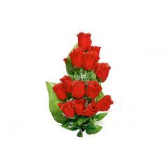Букет роз-14