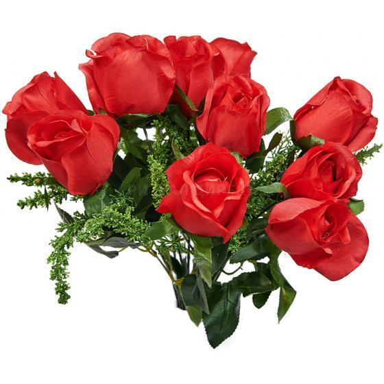 Букет роз-12