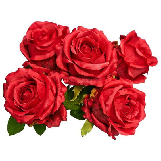 Букет роз-5