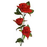 Ветка розы-3