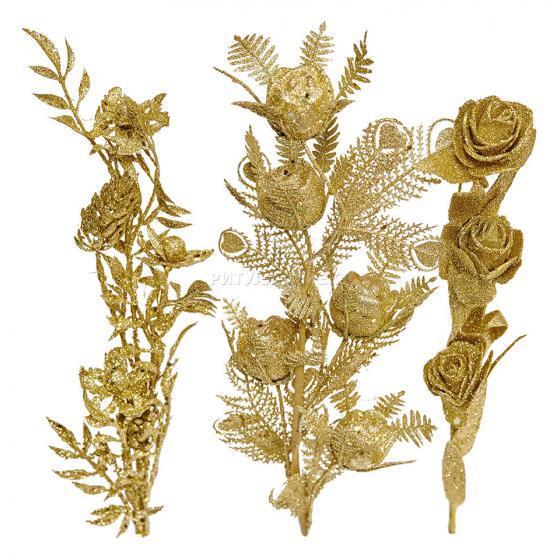 Ветка золотая