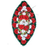 Венок роза бархатная